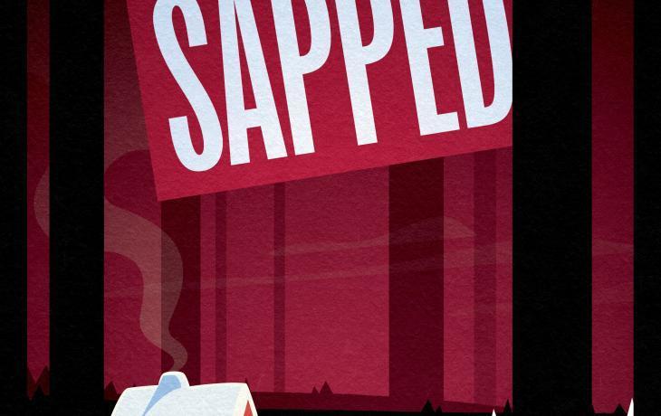 Sapped